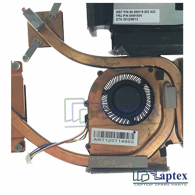 Heatsink & Cooling Fan For Lenovo