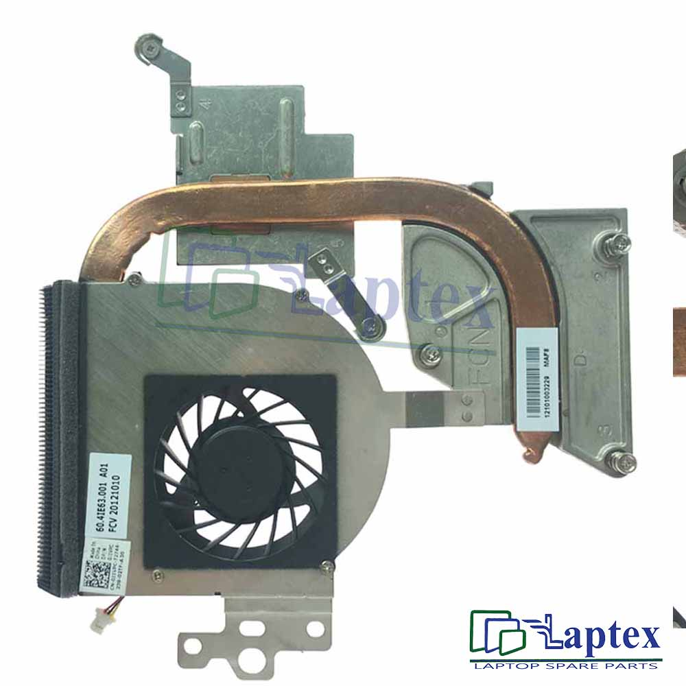 Dell Inspiron N5110 Heatsink & CPU Cooling Fan