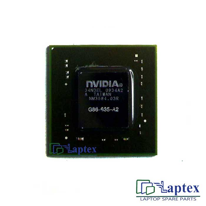 Nvidia G86 635 A2 IC