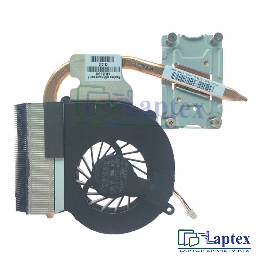 HP Compaq CQ57 CPU Fan And Heatsink