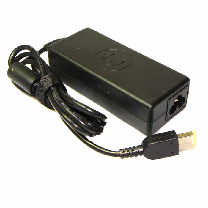 Laptop Adapter For Lenovo 20V 3.25A 65 Watt USB Yellow Pin
