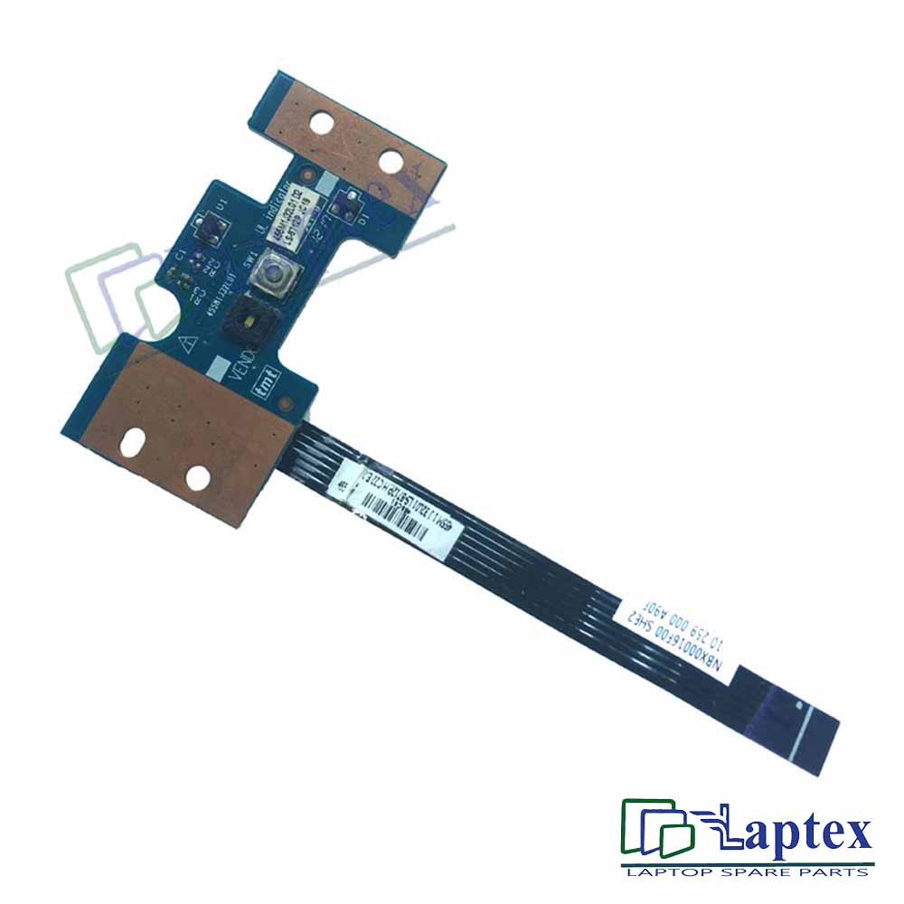 Computer Cables & Connectors Button Series Power Switch Board For Hp G72 On/off 01013ts00 Header1001