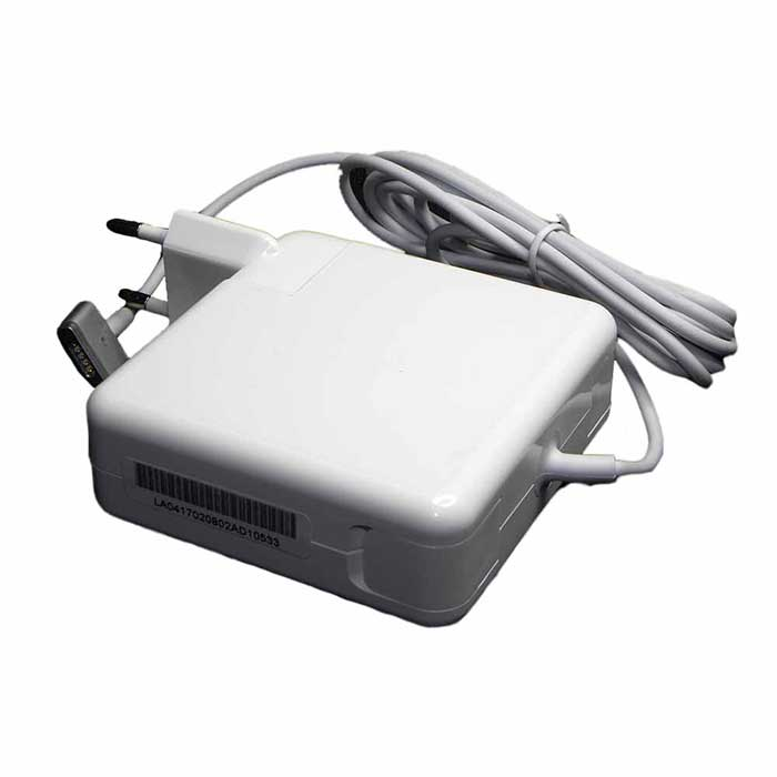 Laptop Adapter For Apple 20V 4.25A 85 Watt Magsafe 2
