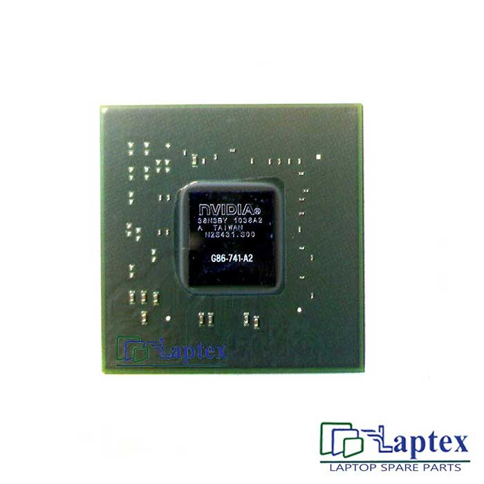 Nvidia G86 741 A2 IC