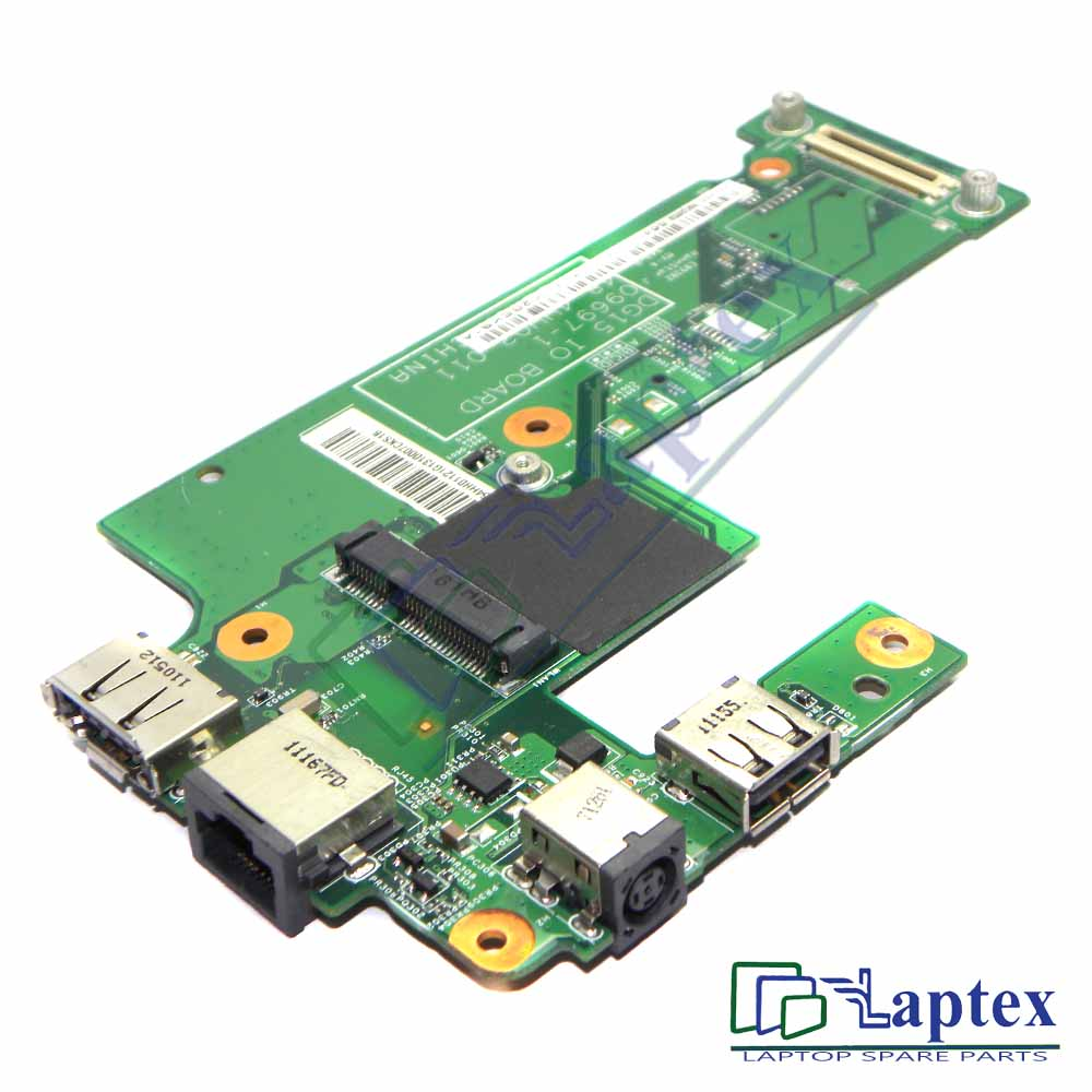 Dell Inspiron N5010 Power USB Lan Dc Card