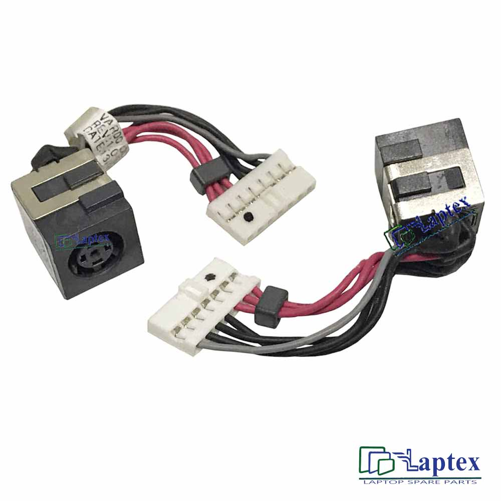 Dc Jack For Dell Alienware M14x R1 With Cable Wiring