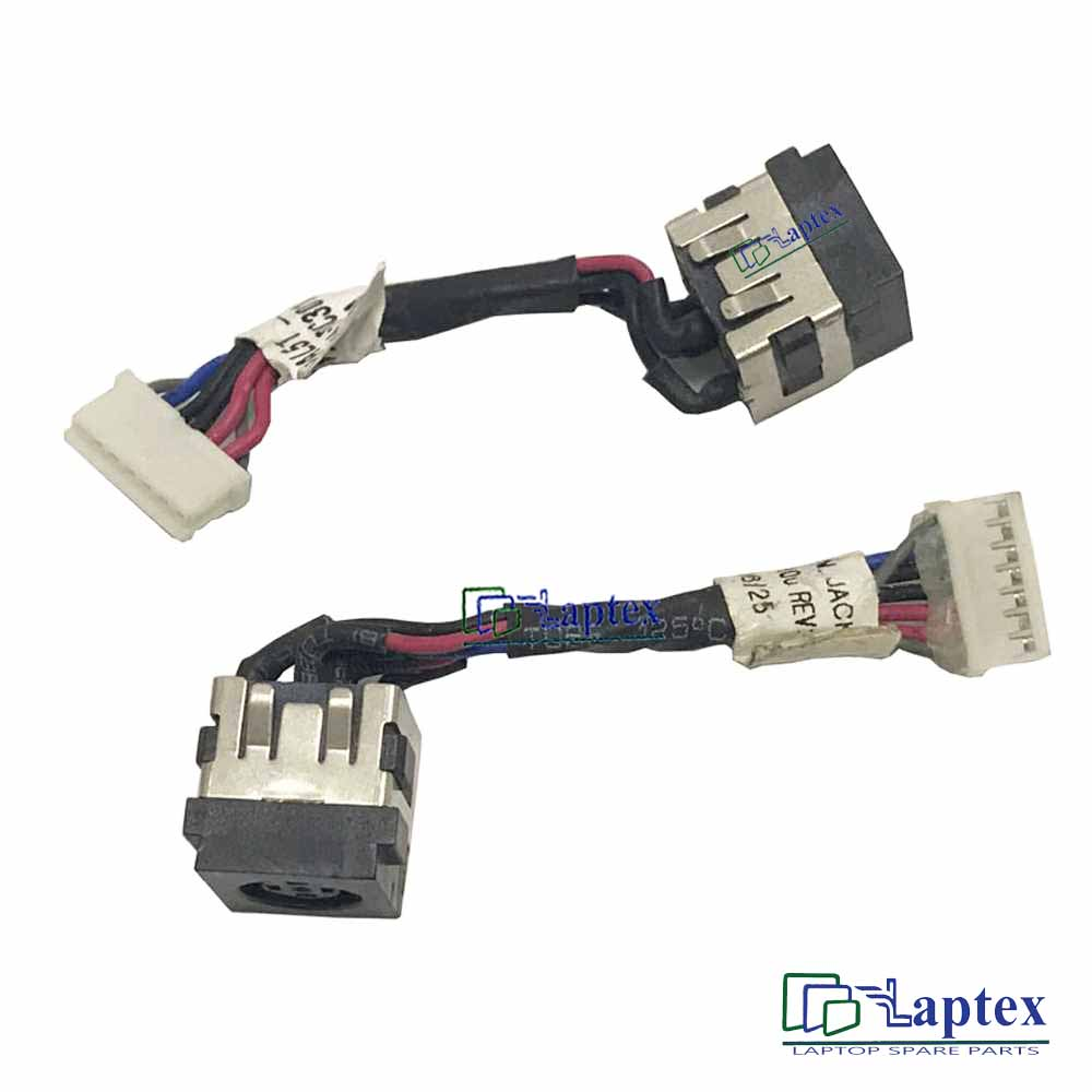 DC Jack For Dell Latitude E4200 With Cable