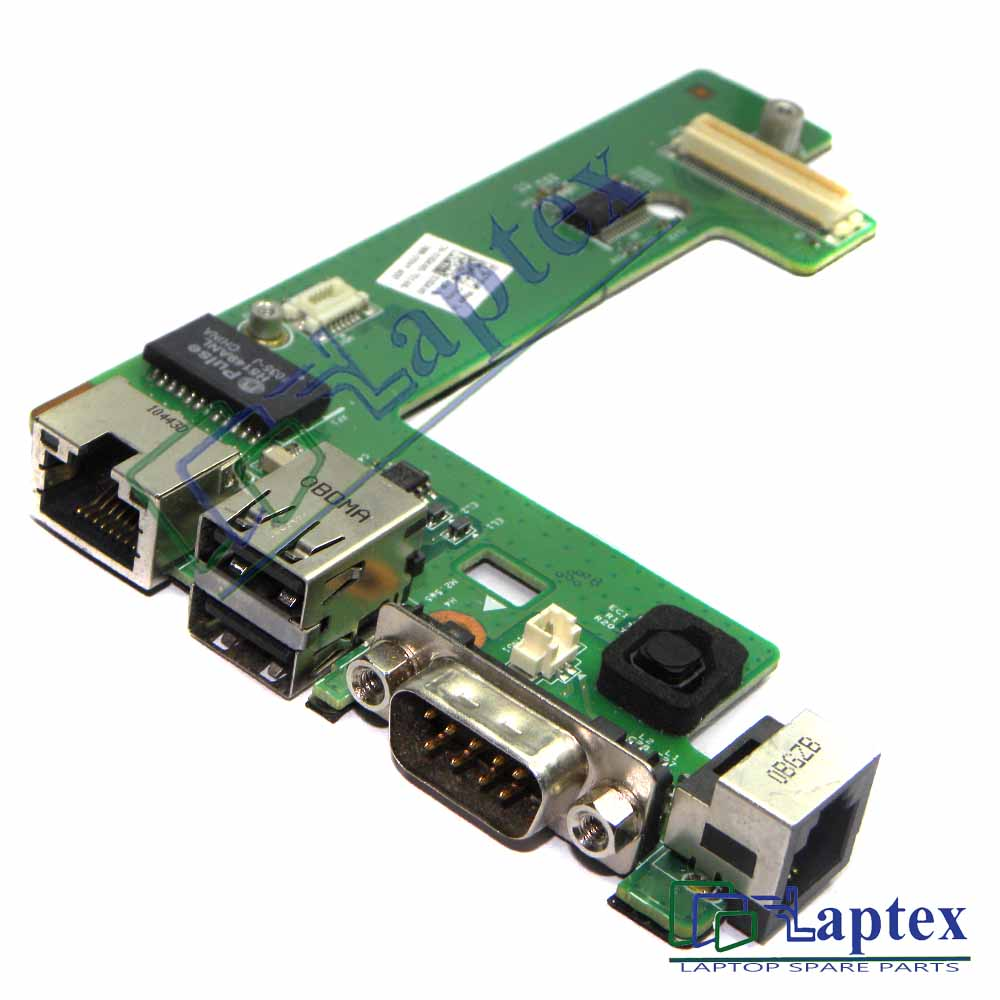 Dell Latitude E5510 Lan USB VGA Card