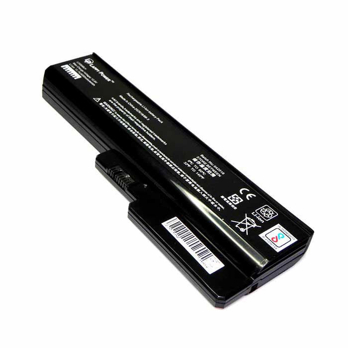 Laptop Battery For Lenovo G550 6 Cell