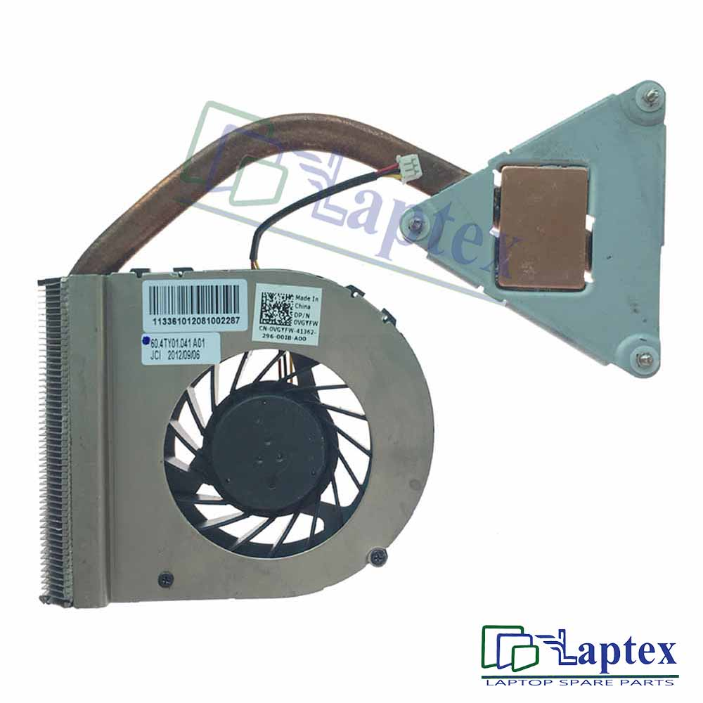 Dell Inspiron N4050 Heatsink & CPU Cooling Fan