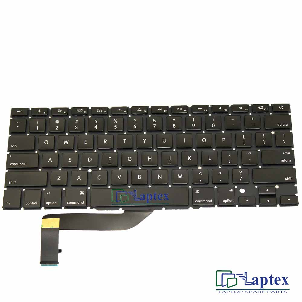 A1398 Retina Keyboard US