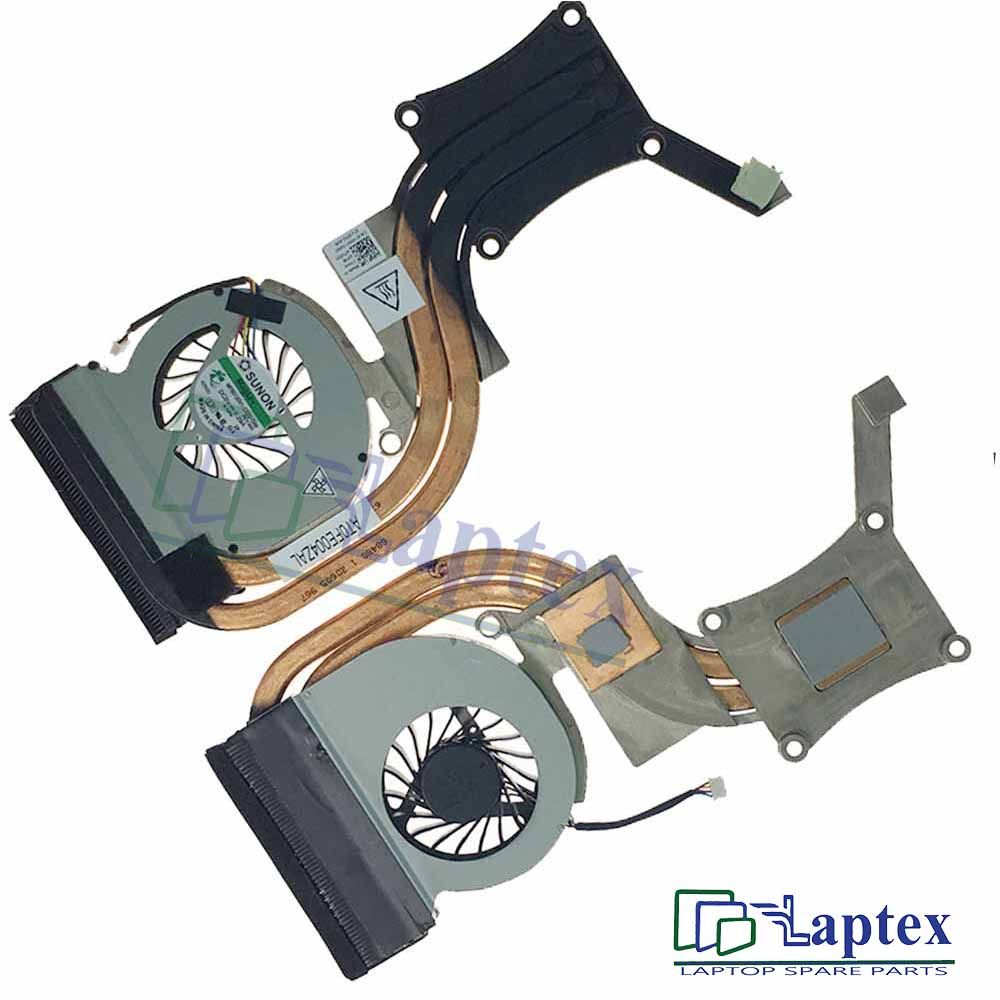 Dell Latitude E6420 Heatsink & CPU Cooling Fan
