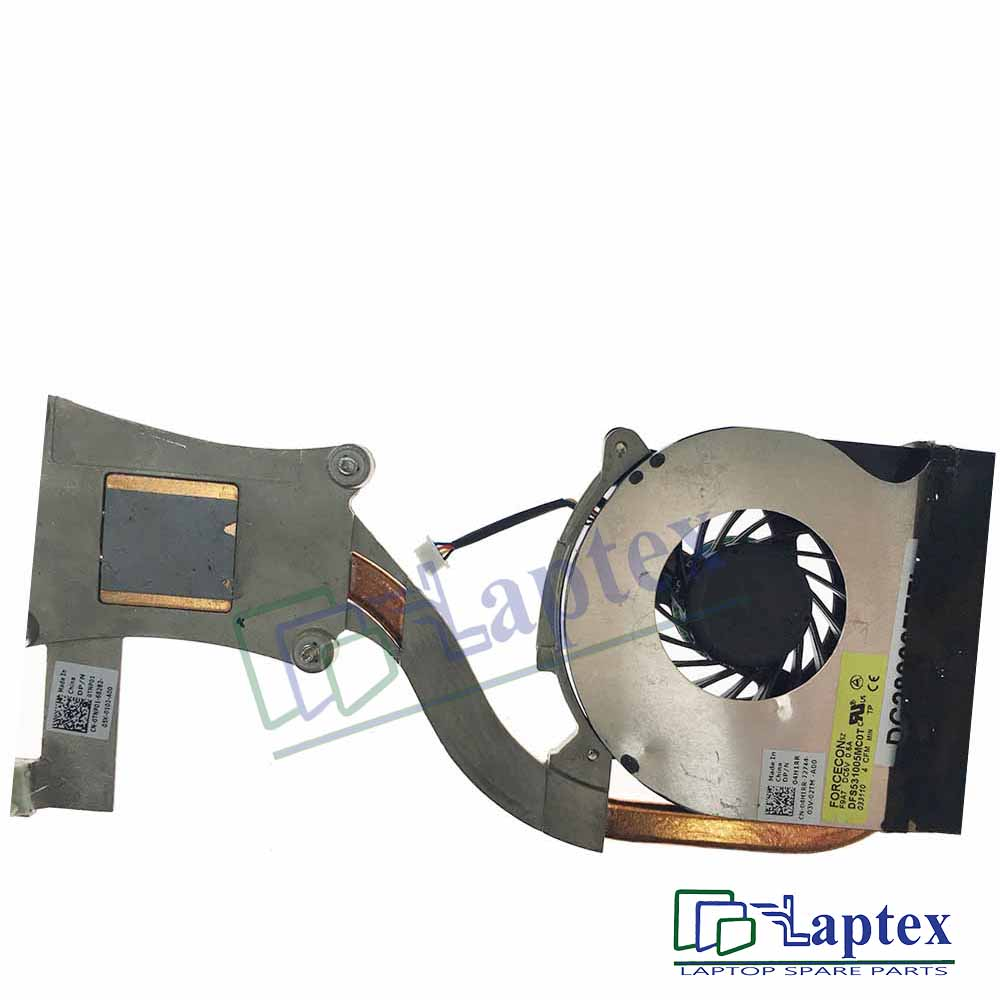 Dell Latitude E6410 Heatsink & CPU Cooling Fan
