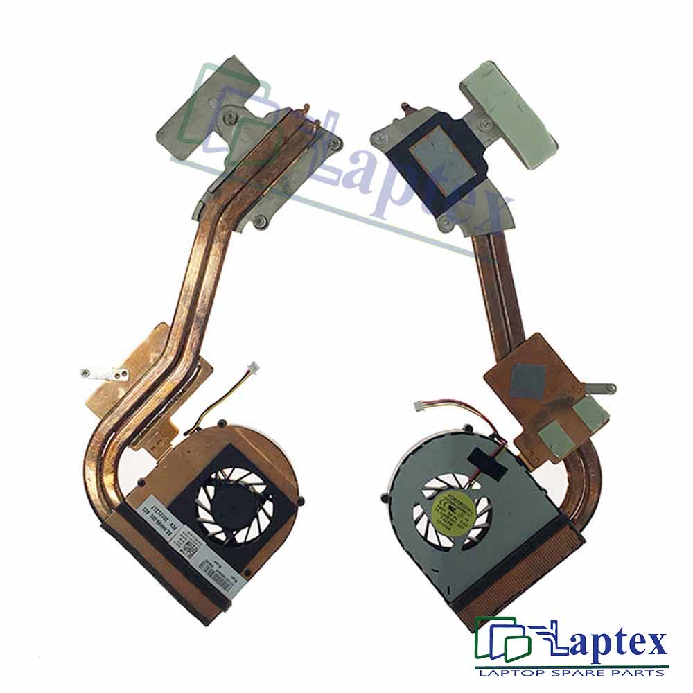 Dell Inspiron N5010 Heatsink & CPU Cooling Fan