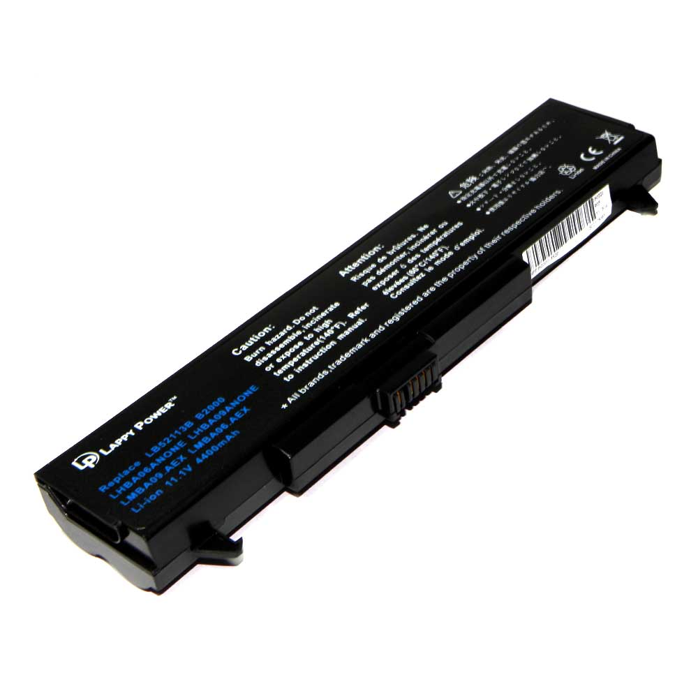 Laptop Battery For LG B2000 6 Cell