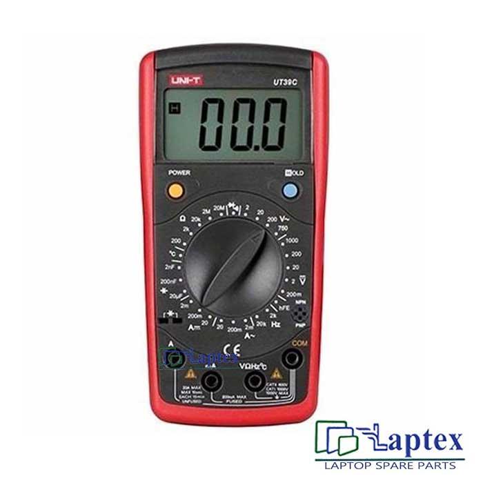 UNI-T UT39C Digital Multimeter AC DC Volt Amp