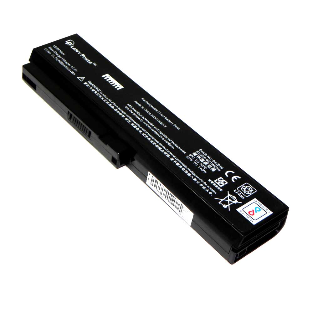 Laptop Battery For LG R580 6 Cell