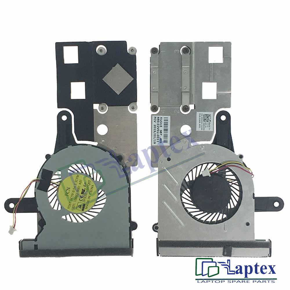 Dell Inspiron 3542 Heatsink & CPU Cooling Fan