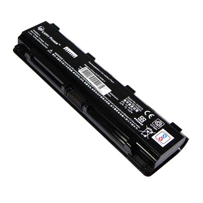 Laptop Battery For Toshiba Satellite C850 6 Cell