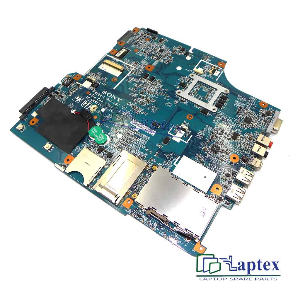 Sony Mbx-182 Gm Non Graphic Motherboard