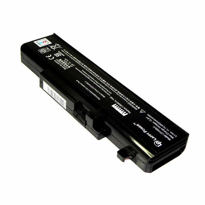 Laptop Battery For Lenovo Y450 6 Cell