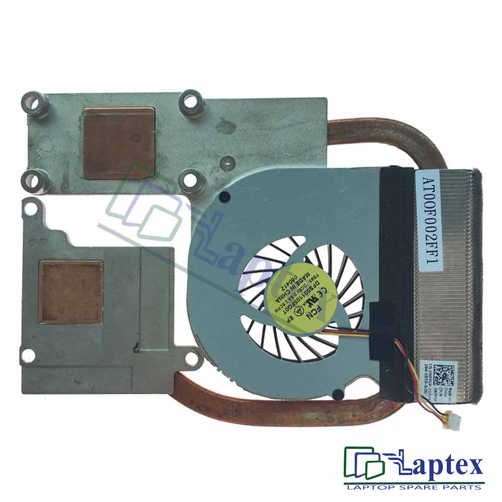 Dell Inspiron 5520 Heatsink & CPU Cooling Fan