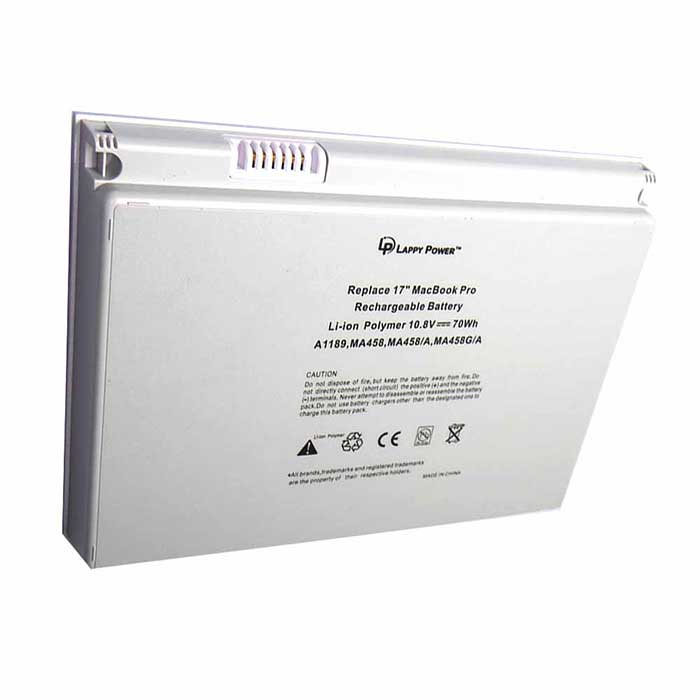 Laptop Battery For MacBook Pro MA092LL 3 Cell