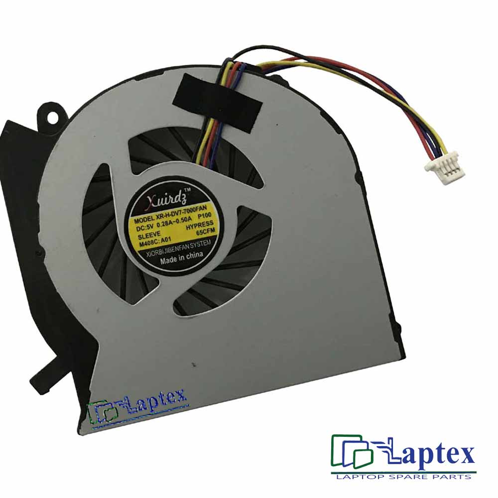 HP Pavilion DV6 7000 CPU Cooling Fan