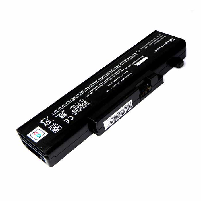 Laptop Battery For Lenovo Y550 6 Cell