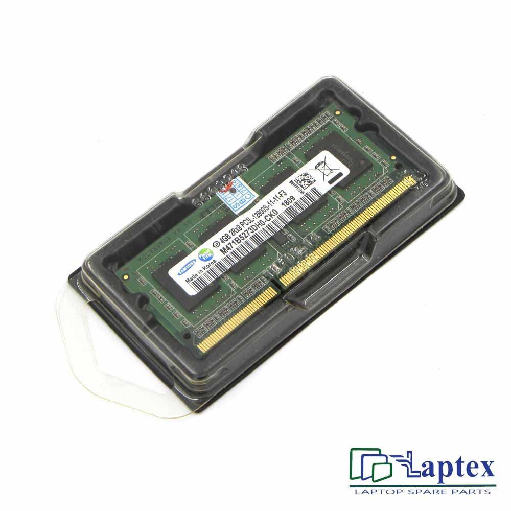 Laptop RAM 4gb 2rx8 Pc3l-12800s-11-12-f3