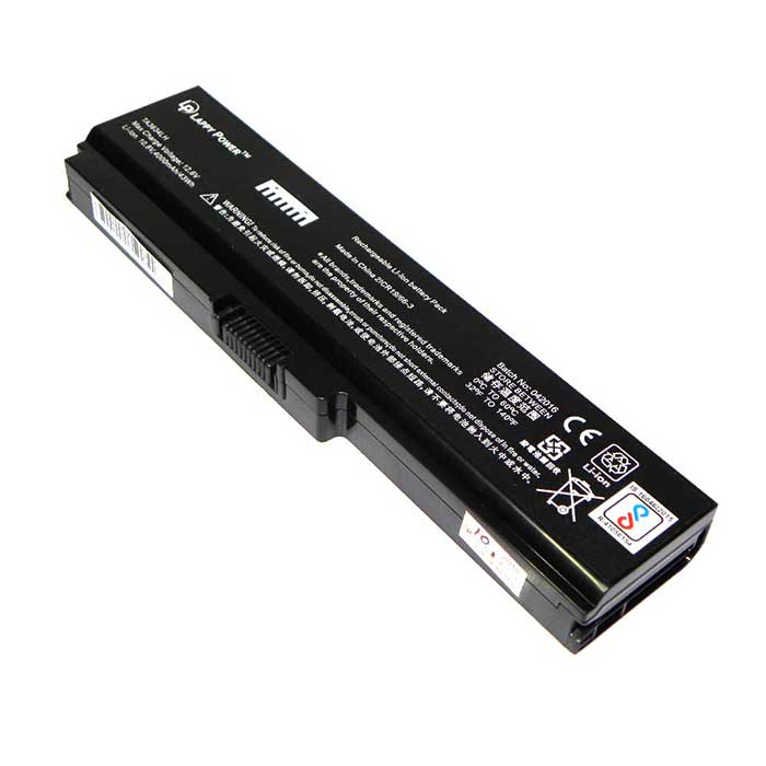 Laptop Battery For Toshiba U400 6 Cell