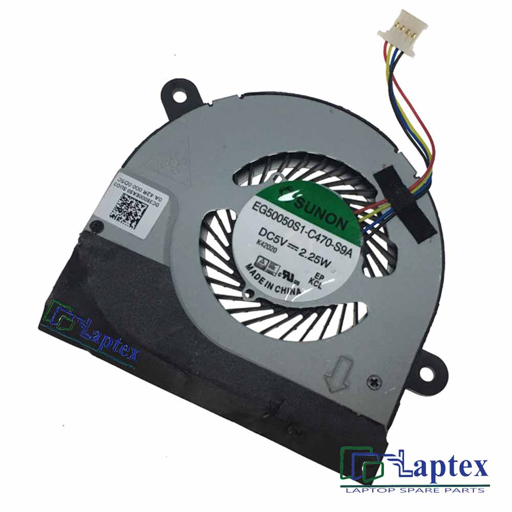 HP Pavilion 11 N X360 CPU Cooling Fan