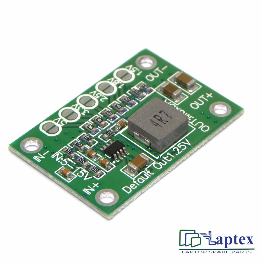 Buck Converter Power Module Output 0.8V-20V