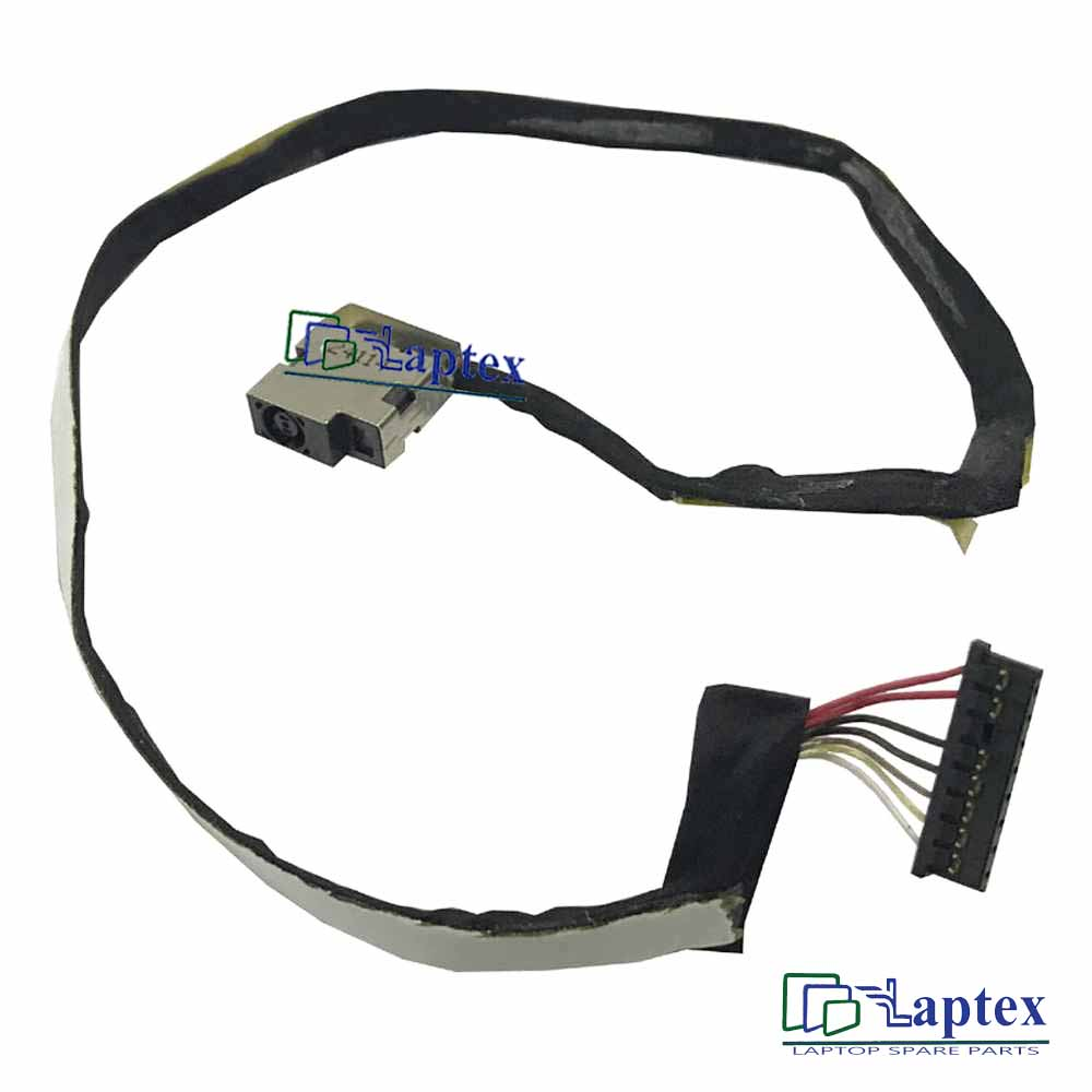 DC Jack For HP Split 13-R010DX With Cable