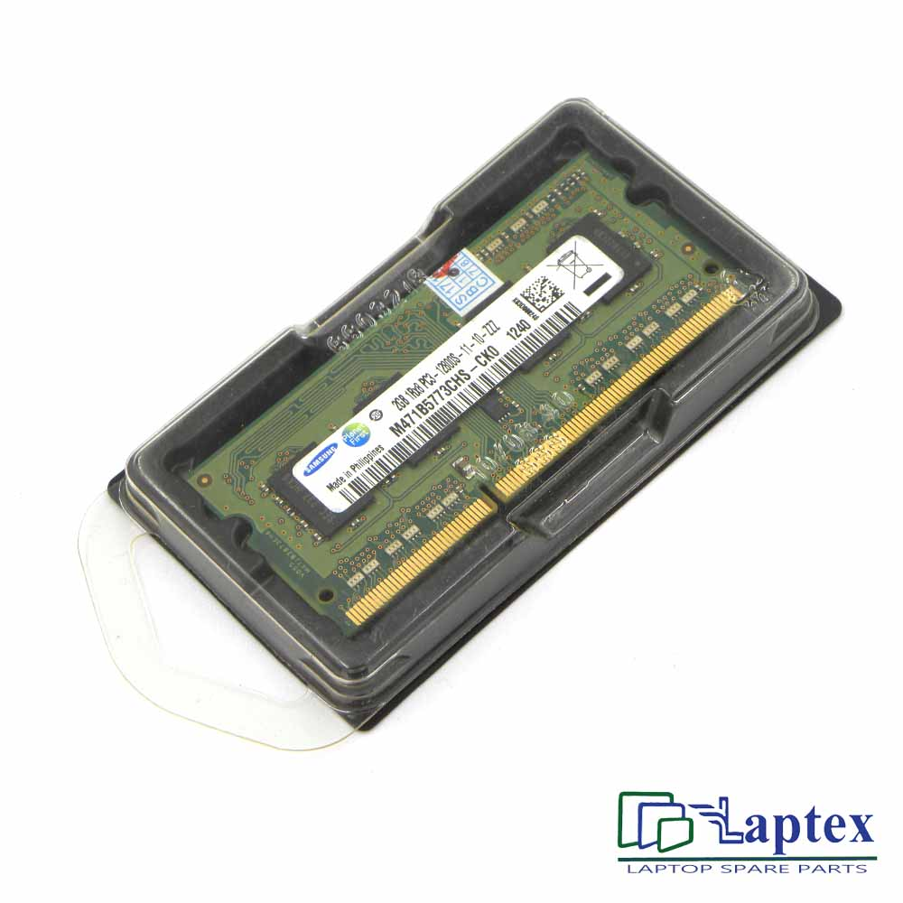 Laptop RAM 2gb 1rx8 Pc3-12800s-11-10-zzz