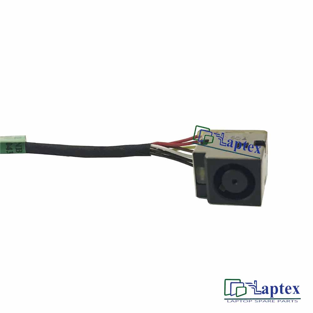 HP 4540S Dc Jack With Cable