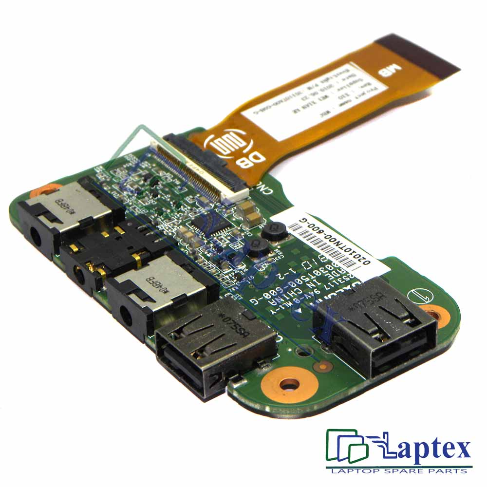 Dell XPS L401 USB Sound Card With Cable