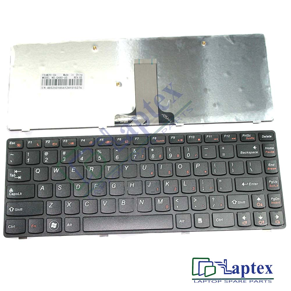 Lenovo G480 Laptop Keyboard