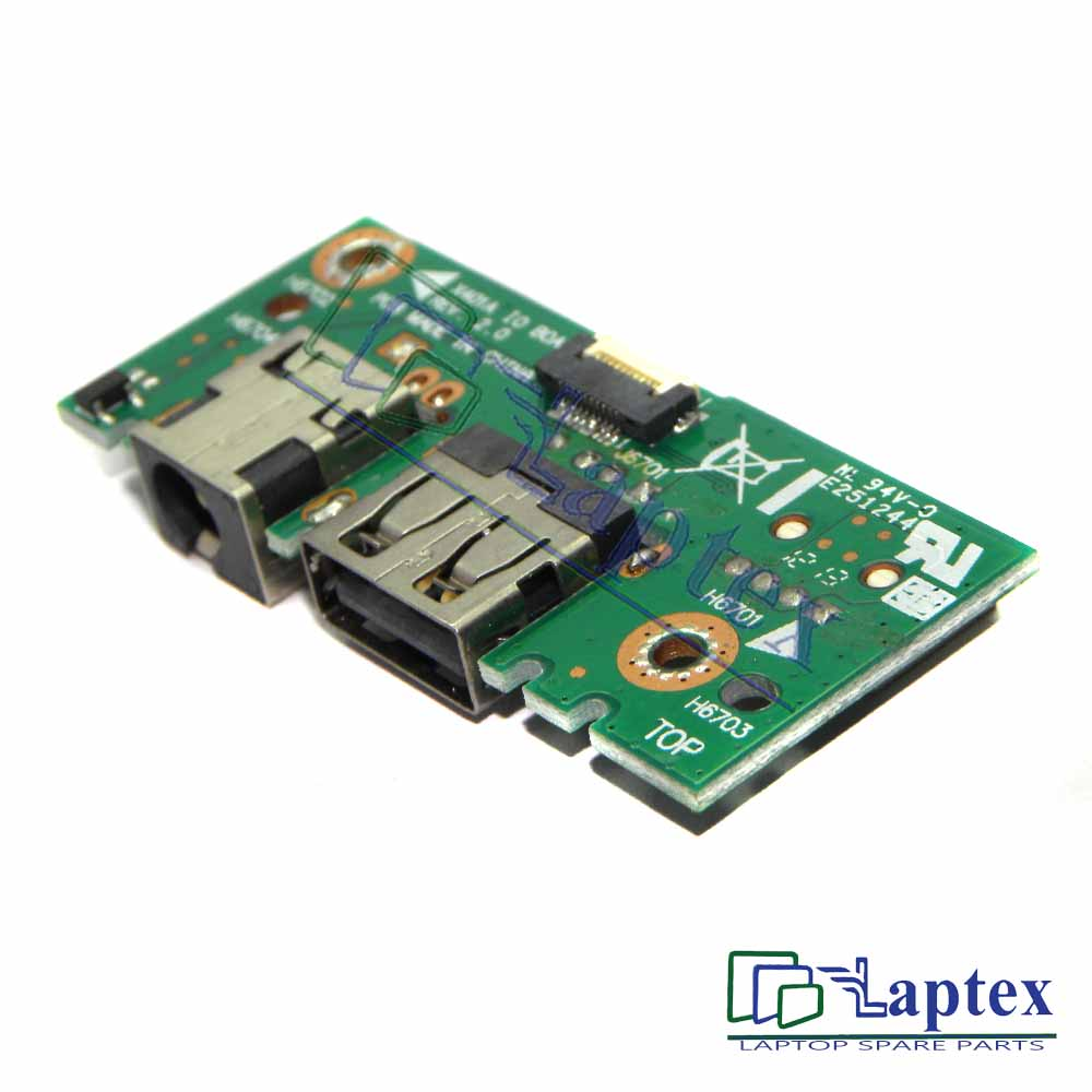 Asus X501A Sound Dc Power Card